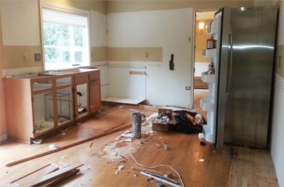 Kitchen Renovations Counter Tops Cabinets In Seattle